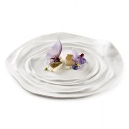 BARCELONA PLATE GLOSS/MATTE 29CM
