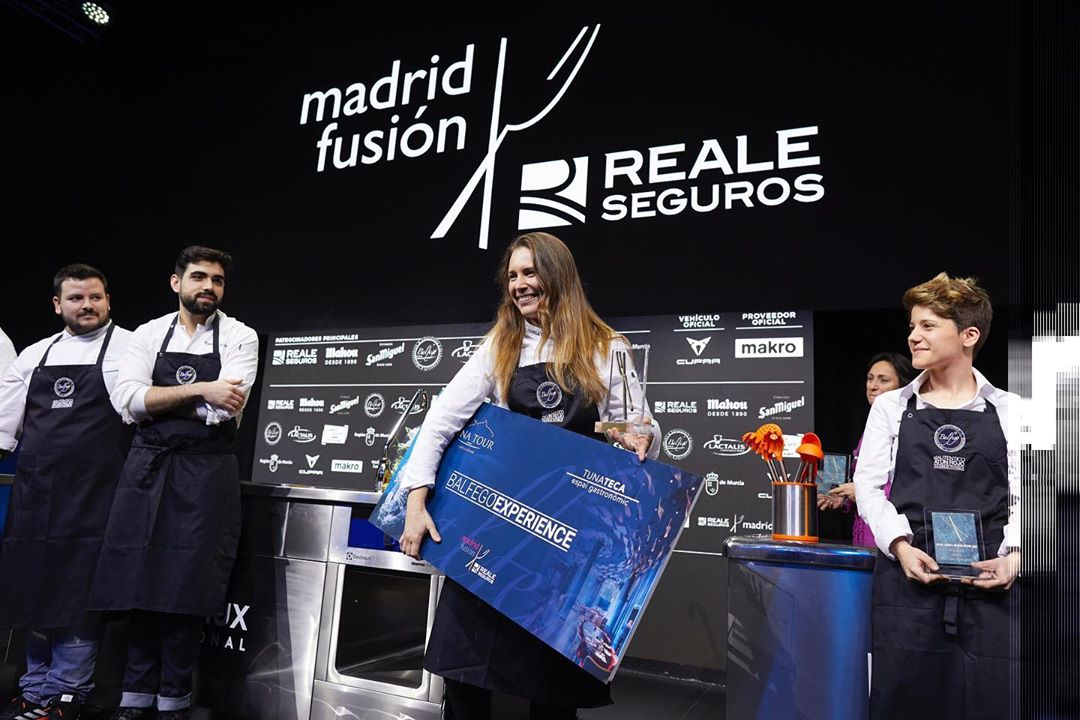 Camila Ferraro – Madrid Fusión